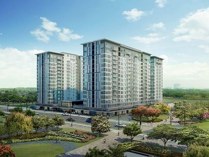 Within Arca South, Park Cascades unfolds: a distinct mid-rise and low-density community set to thrive right next to a refreshing