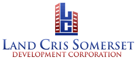 Land Cris Somerset Development Corporation Logo